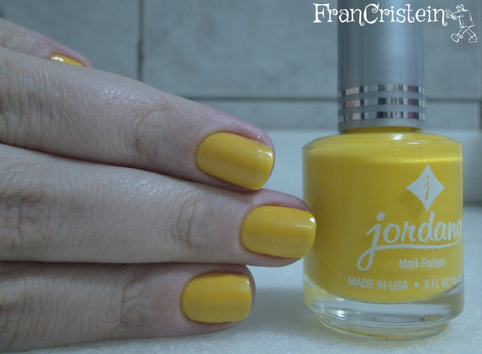 Jordana Mellow Yellow