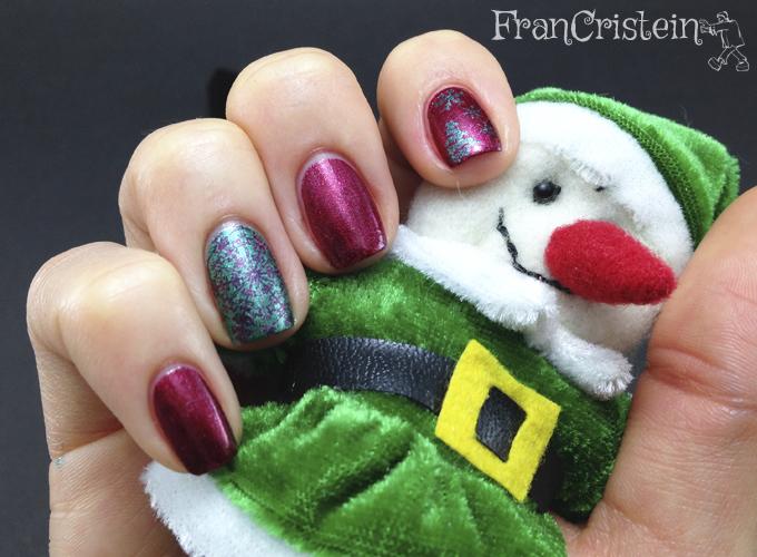 Participação Especial: Boneco de Neve vestido de Papai Noel (?)