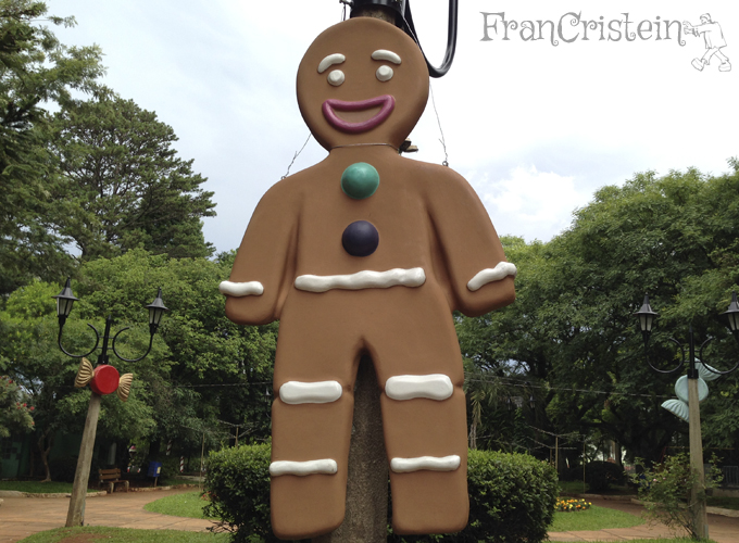 Gingerbread <3