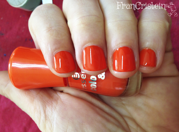 Essence - Flashy Pumpkin (2 camadas)