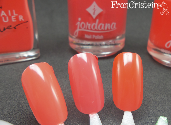 American Apparel Sunset Boulevard + Jordana Tangy + Jordana Orangesicle