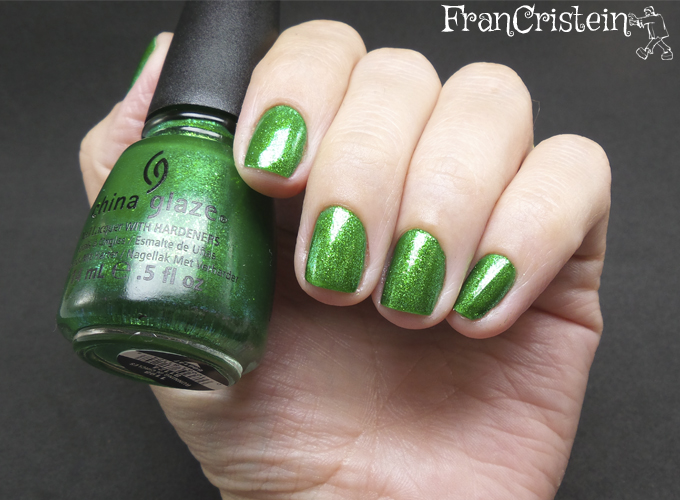 China Glaze Running in Circles 3