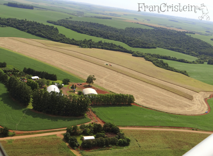 Chegando pertinho da granja