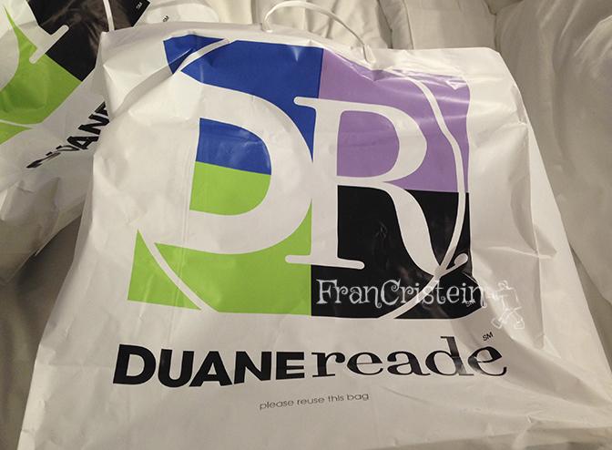 Sacoleta da Duane Reade
