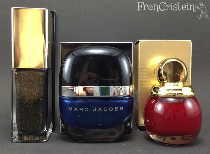 Dolce & Gabbana, Marc Jacobs e Dior