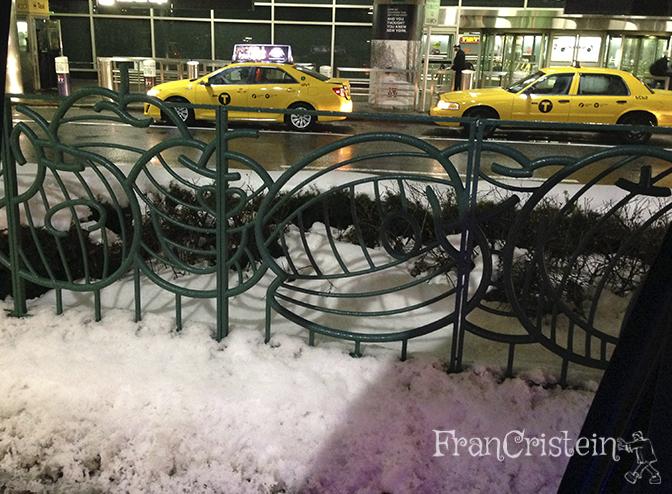 Neve gente, neve de verdade!