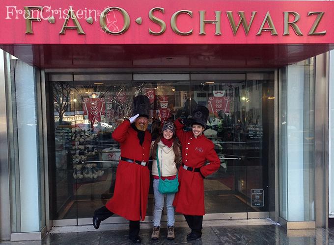 FAO Schwarz em homenagem à minha profe de pilates Angela Schwarz hahaha