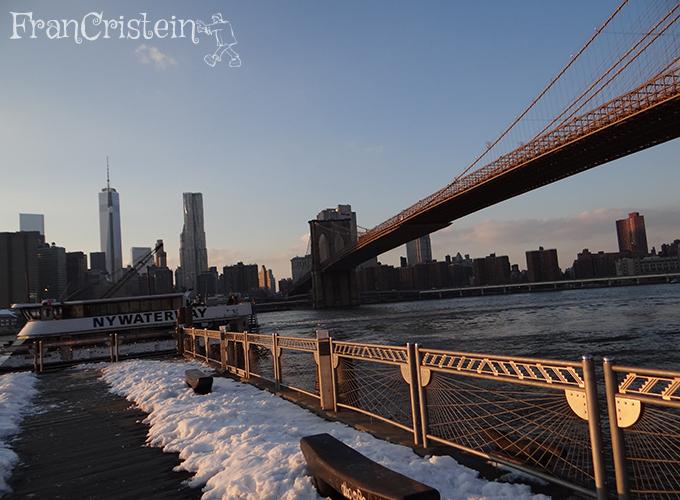 Ponte do Brooklyn linda
