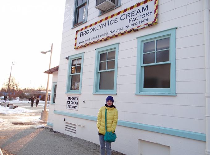 Fabriqueta de sorvetes do Brooklyn