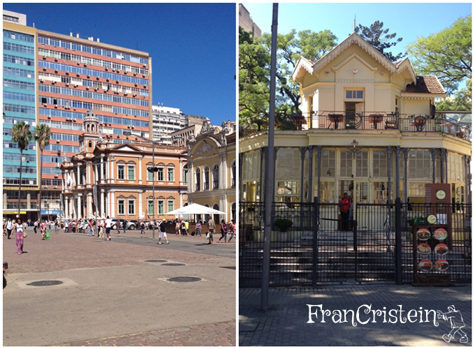 Praça XV de Novembro Porto Alegre 2