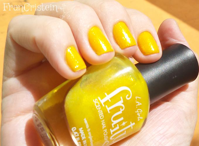Zesty Citrus sol
