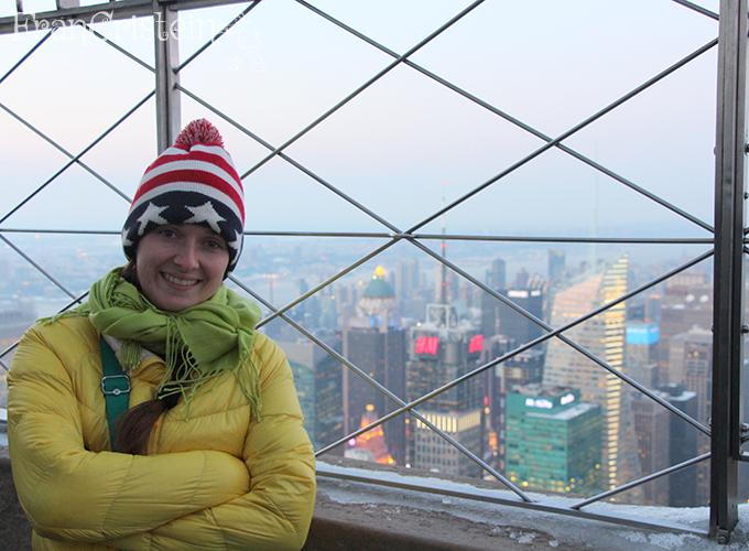 Meu lugar favorito de NY lá ó