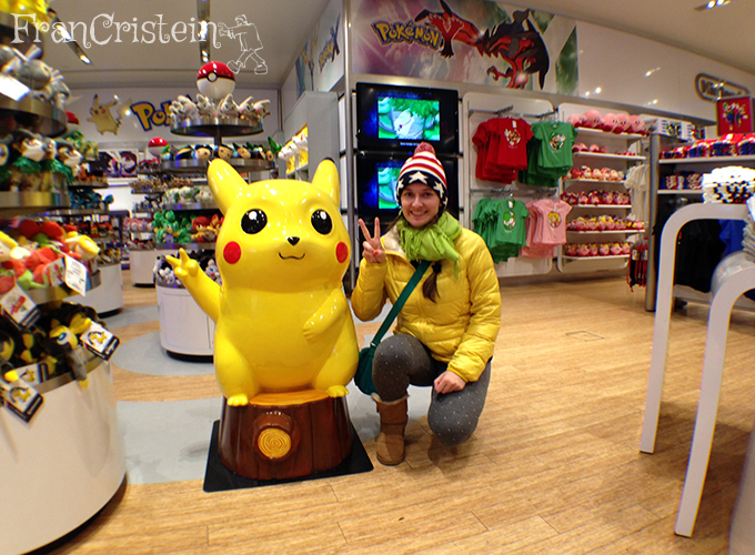 Pikachu, te amo desde criança e sempre te amarei.