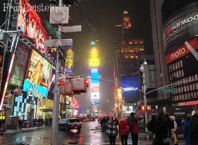 Times Square do meu <3