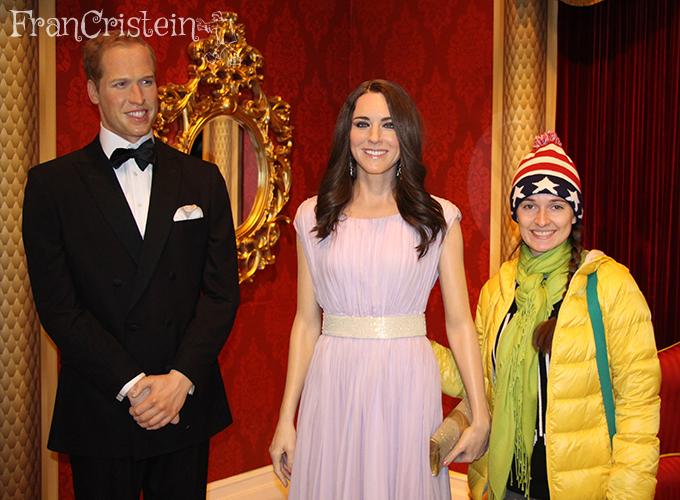 Lady Kate e seu marido