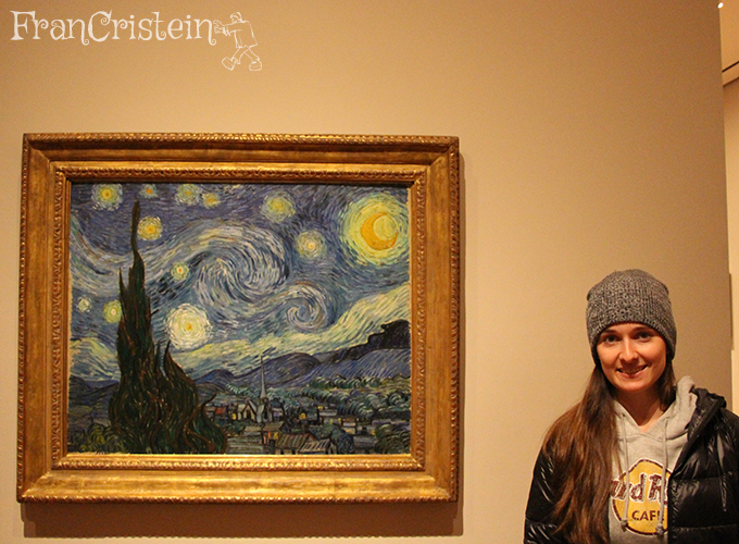 Vincent van Gogh - The Starry Night <3