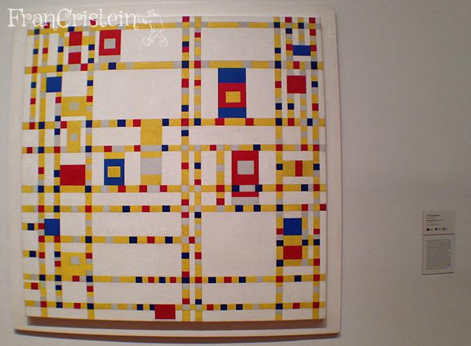 Piet Mondrian - Broadway Boogie Woogie <3