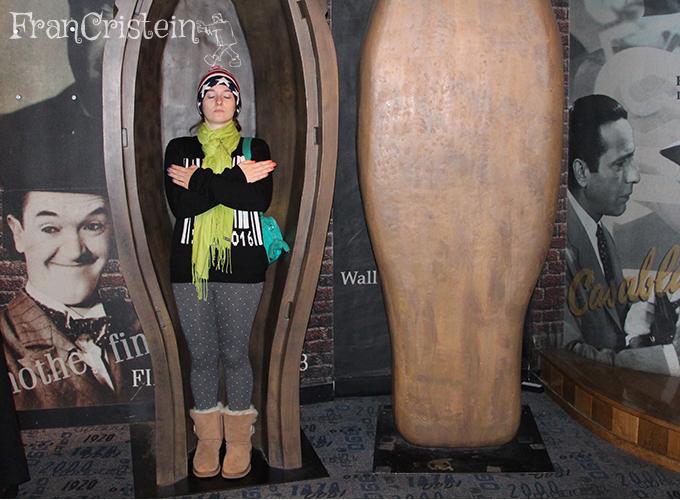 A múmia Cristina