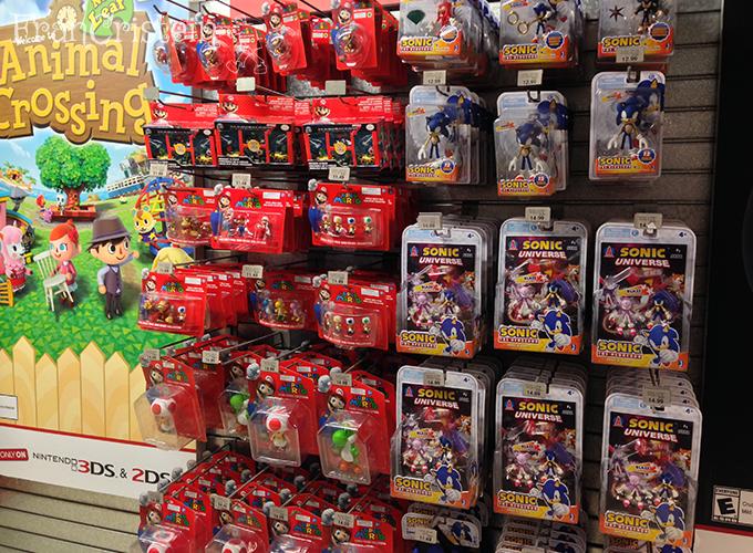 Querendo todas as miniaturas do Mario (˜choranu)