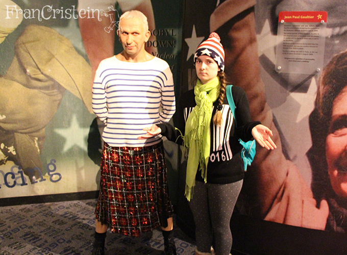 Who the fuck? Ok, Gaultier, but WTF?