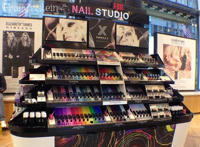 SURTEM COMIGO, Nail Studio na Sephora