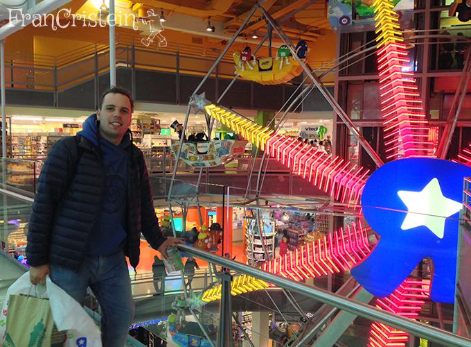 João e a roda gigante