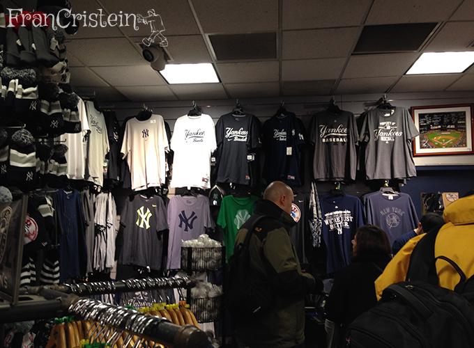Lojas dos Yankees