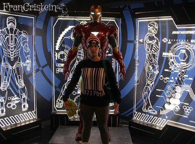 Iron man e iron woman ahuiahuiahiau