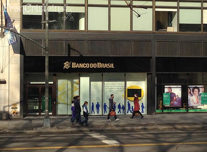 Banco do Brasil, oi?