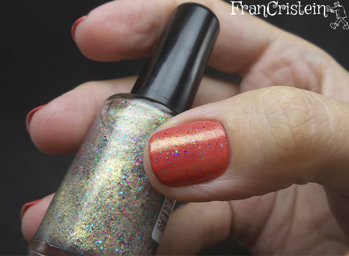 Avon Coral Fashion + PL Butterfly 2