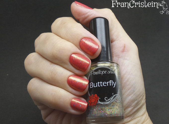 Avon Coral Fashion + PL Butterfly 3