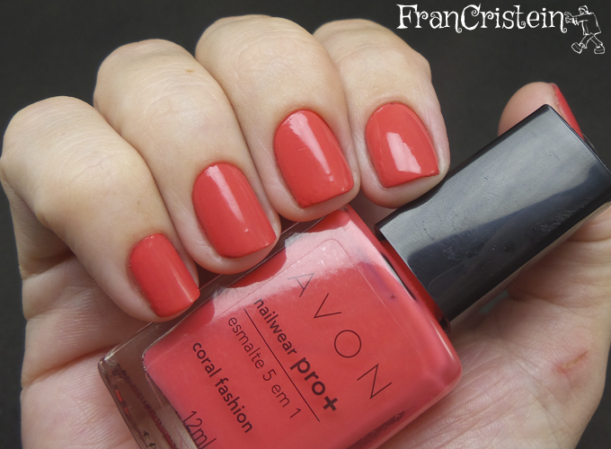 Avon Coral Fashion