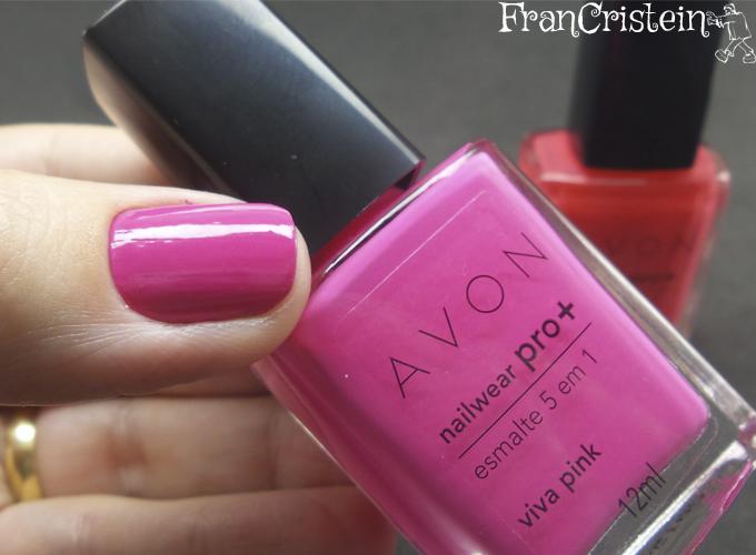 avon viva pink 7