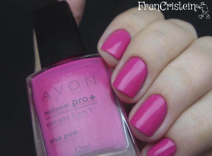 avon viva pink