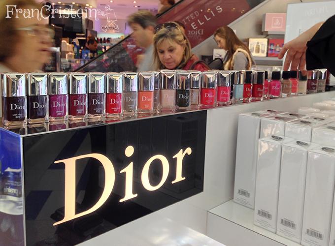 Dior exposto na DF Americas*_*