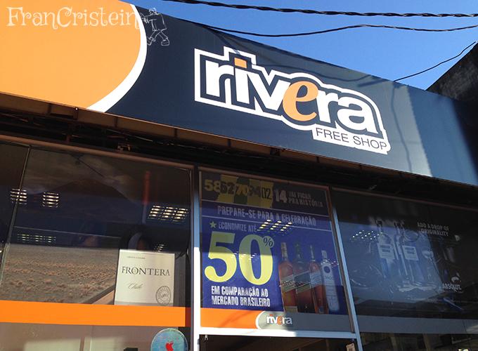 Rivera Free Shop, tem Essence <3
