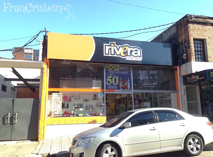 Fachada do Rivera