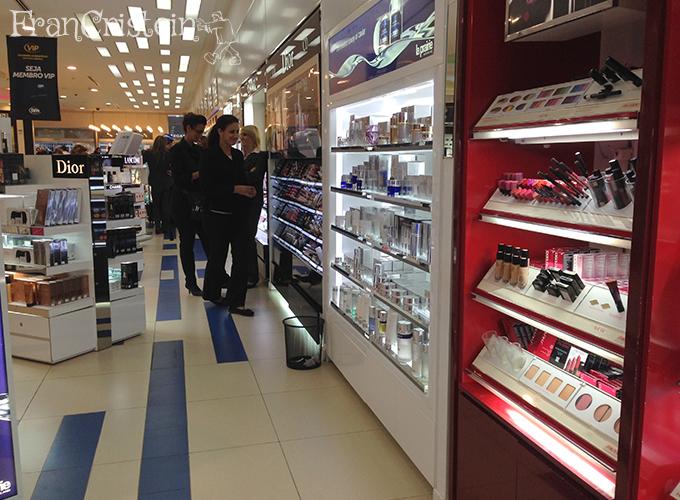 Perfumes e afinas no DF Americas