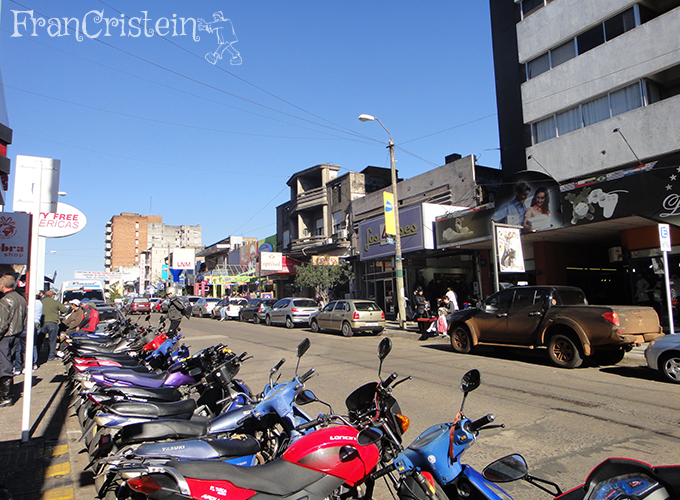 Rua Sarandí