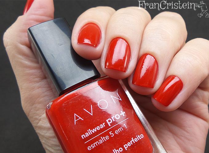 Avon vermelho perfeito 2
