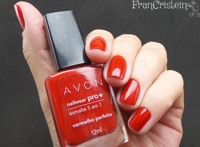 Avon vermelho perfeito 3