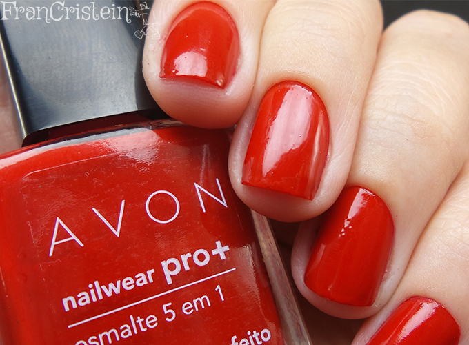 Avon vermelho perfeito 4