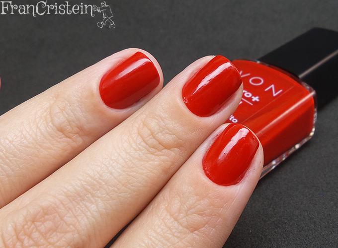 Avon vermelho perfeito 5