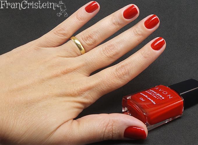 Avon vermelho perfeito 6
