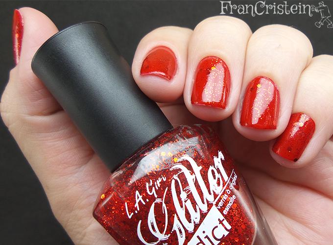avon vermelho perfeito + l.a. glitter animate (1)