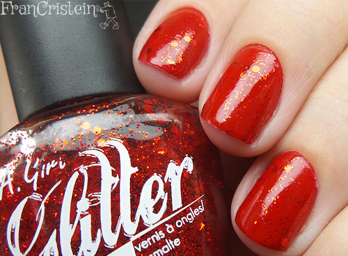 avon vermelho perfeito + l.a. glitter animate (3)