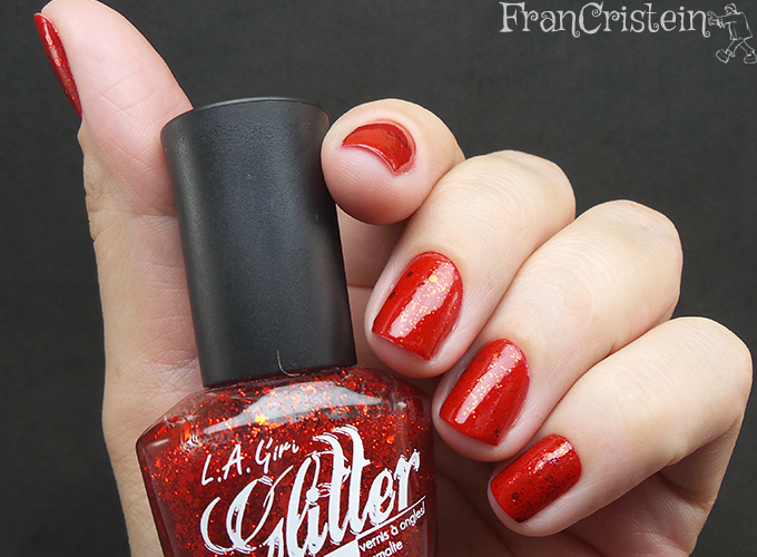 avon vermelho perfeito + l.a. glitter animate (5)