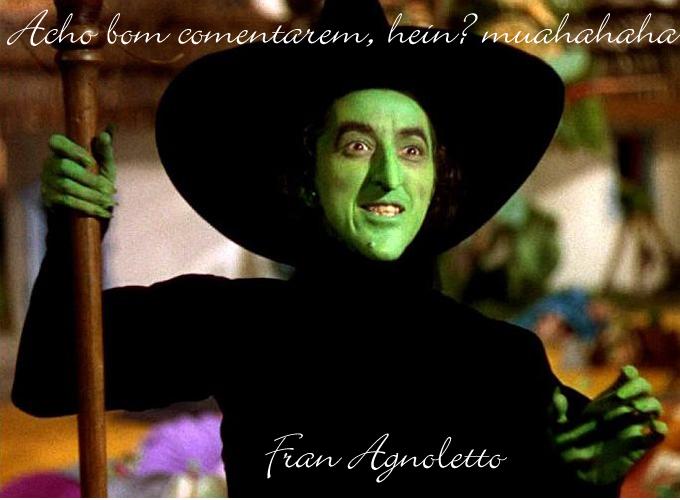 fran agnoletto bruxa