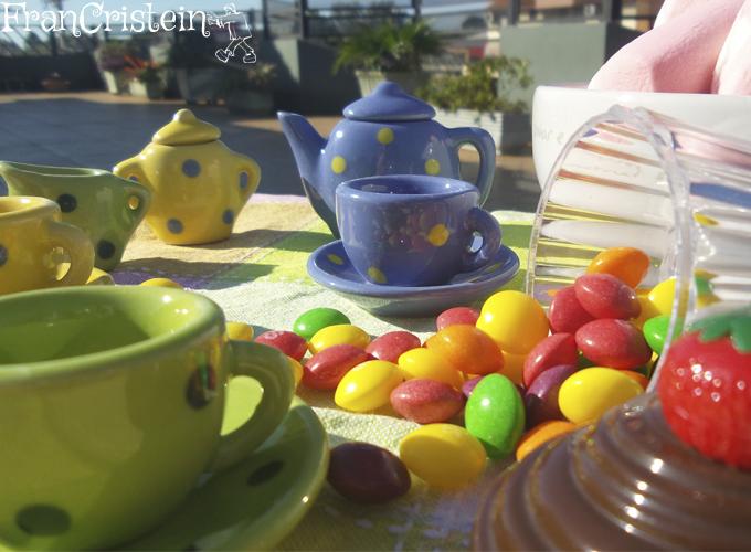joguinhos de chá porcelana