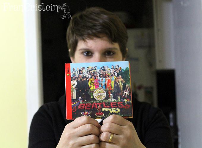 Você quer esse CD? Eu ganhei da minha filha tá?
